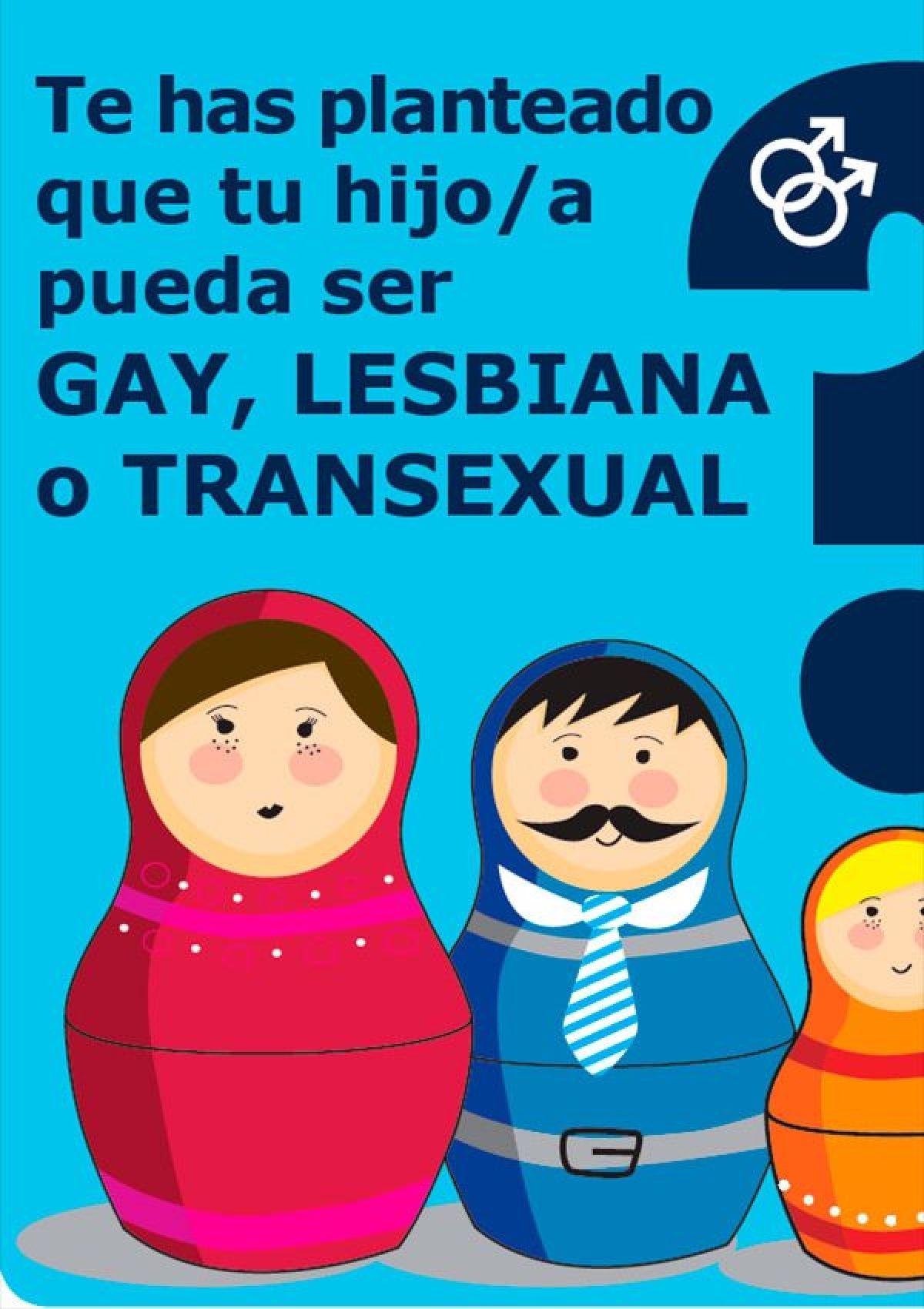 07. ¿Te has planteado que tu hijo/a pueda ser GAY, LESBIANA o TRANSEXUAL?