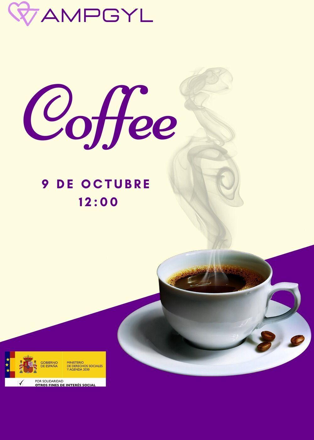 """Encuentro de socialización para madres y padres """"Coffee de AMPGYL"""""""