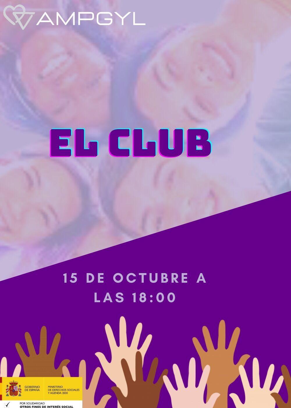 El Club de AMPGYL : taller de socialización para adolescentes